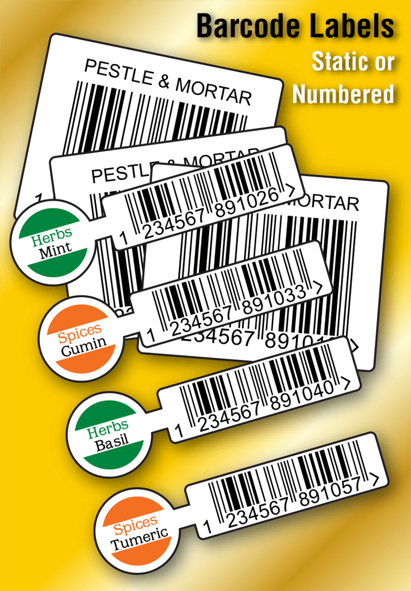 Barcode Labels 0