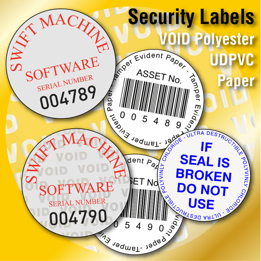 Security Labels 0